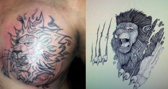 These People Definitely Weren't Expecting Their Tattoos To Turn Out Like This