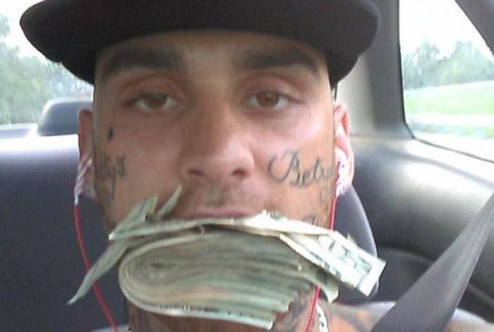 Bank Robbers Get Busted After Posting Selfies On Facebook