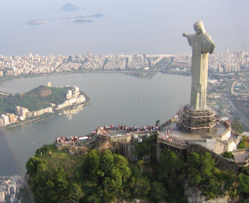 Statue of Christ Redeemer in Rio de Janeiro, Brazil | Others