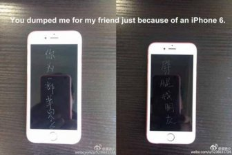 Guy Buys 9 iPhones To Get Back At His Ex Girlfriend
