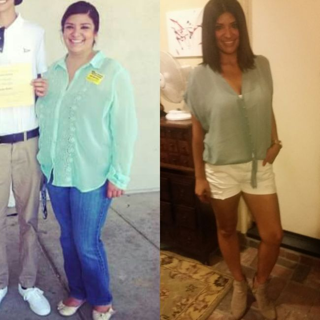 Incredible And Inspirational Weight Loss Transformations
