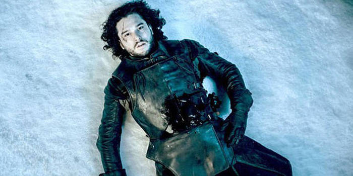 Aerial Drone Spoils Jon Snow's Fate On Game Of Thrones