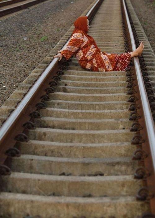 Railroad Tracks Therapy