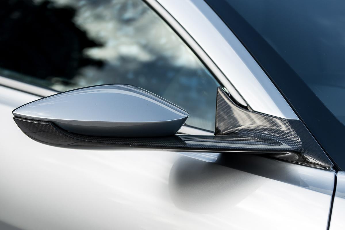 The new car of James Bond - Aston Martin DB10