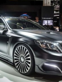 Mansory Knows How To Take Your Ride To The Next Level