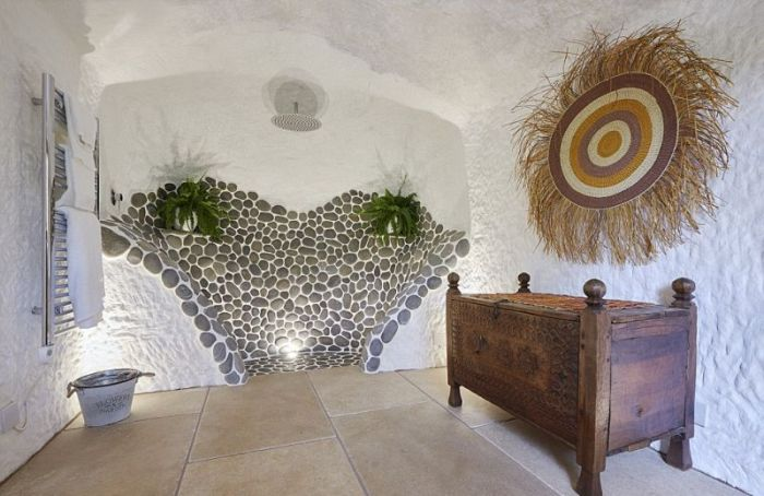 Man Turns 800 Year Old Cave Into His Dream House