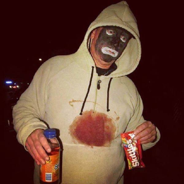 Halloween Costumes That Are Sure To Offend Everyone