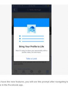 How To Turn Your Facebook Profile Picture Into A GIF