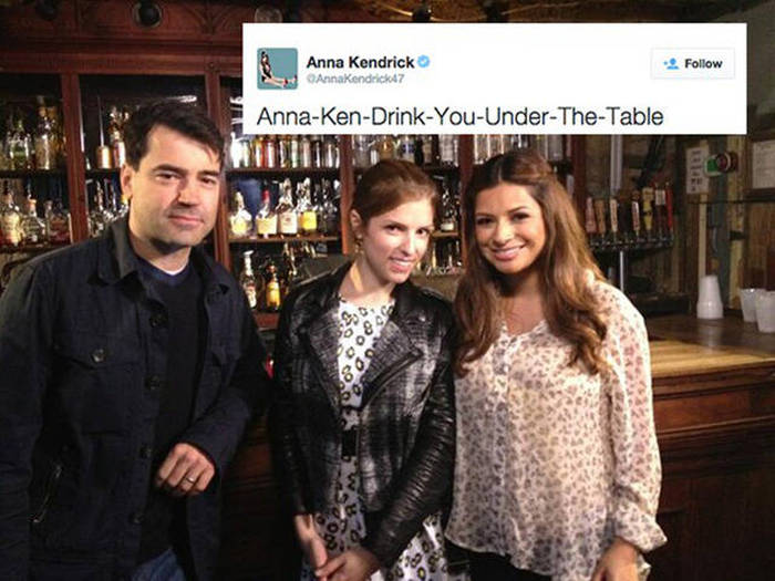 Anna Kendrick Has The Most Entertaining Profile On Twitter