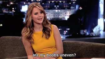 Jennifer Lawrence GIFs That Prove Her Awesomeness Knows No Limits