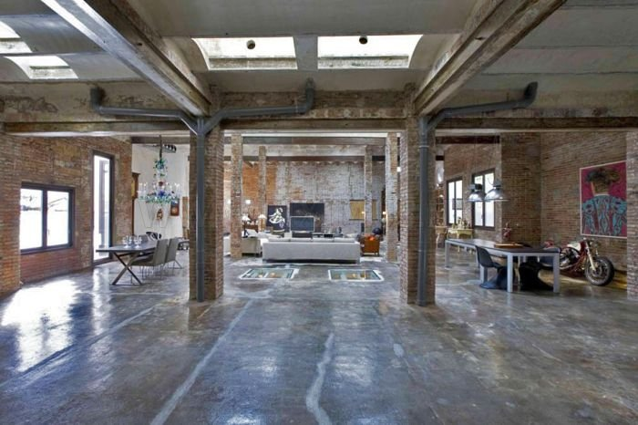 From A Warehouse To A Modern Loft Others