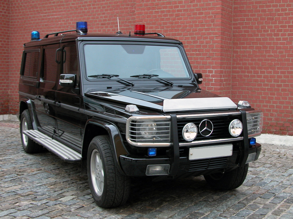 mercedes benz gelandewagen development over the years vehicles. Black Bedroom Furniture Sets. Home Design Ideas