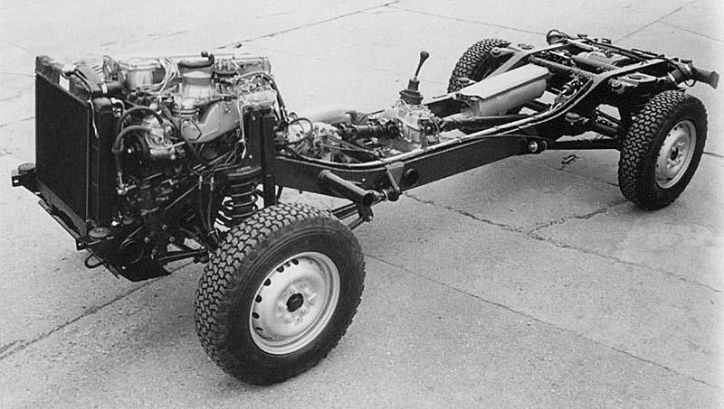 mercedes benz gelandewagen development over the years vehicles. Black Bedroom Furniture Sets. Home Design Ideas