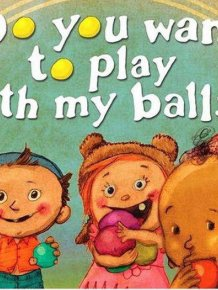 This Children's Book About Balls Is Definitely Not Appropriate For Kids