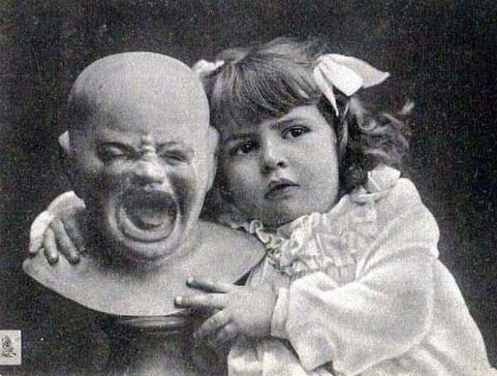 Creepy Pictures That Will Keep You Up At Night