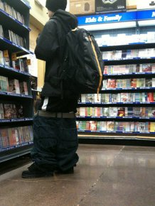 Sagging Pants Is The Worst Fashion Trend Of All Time