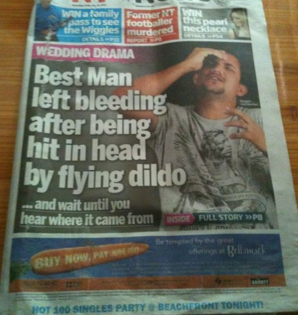 News Headlines That Will Make You Say WTF