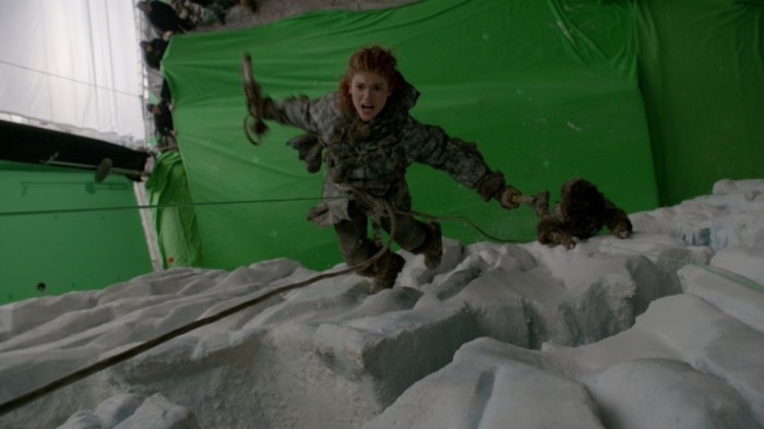 See What Your Favorite Movie Scenes Look Like Without Special Effects