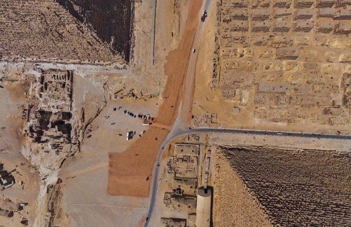 See What Egypt Looks Like From The Sky Above