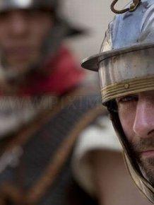 Gladiator Fighting in London
