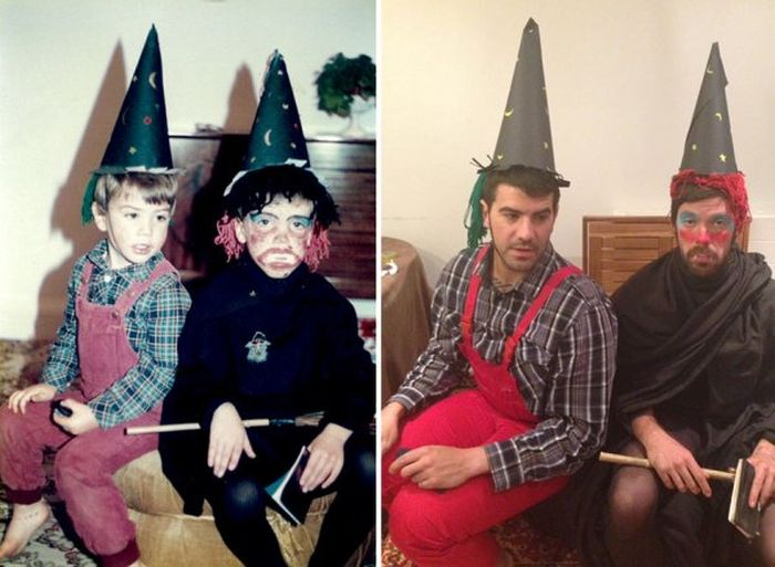 Before And After Pictures That Will Make You Laugh Out Loud