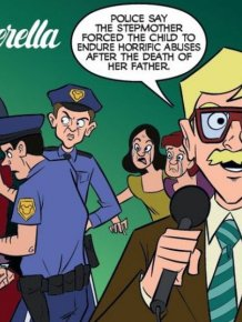 What Disney Movies Would Be Like If They Had Cops