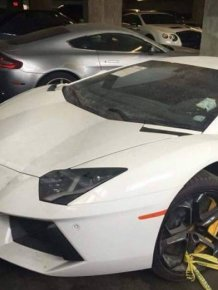 Lamborghini Aventador Gets Cut In Half