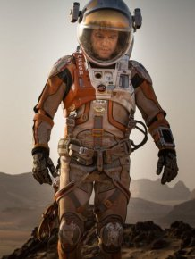 Comparing The Suit From The Martian To NASA's Prototype For Mars Exploration