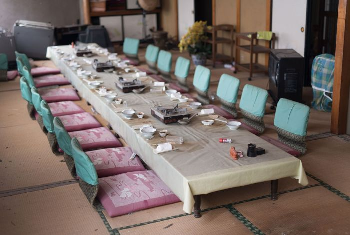 Go Inside The Fukushima Nuclear Disaster With These Haunting Photos