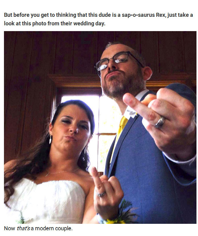 A Random Facebook Glitch Helped This Couple Find True Love