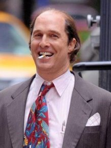 Matthew McConaughey Packs On The Pounds For New Film Role