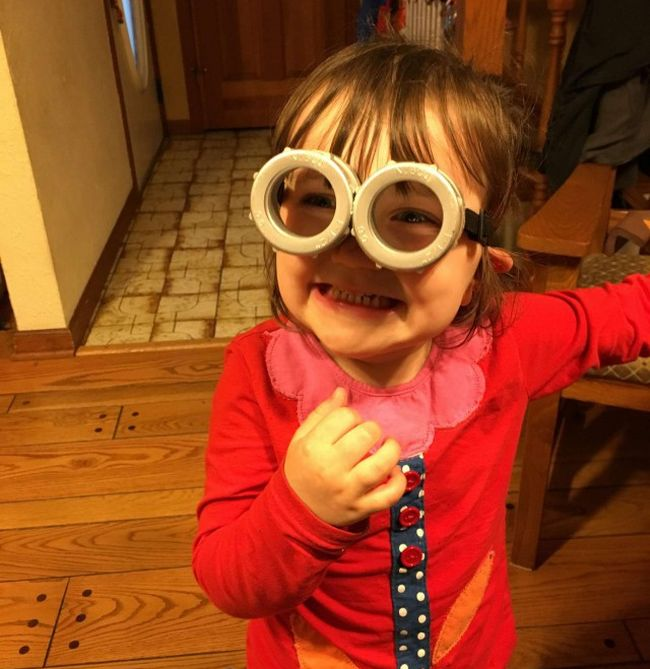 How To Make Your Own Minions Glasses At Home