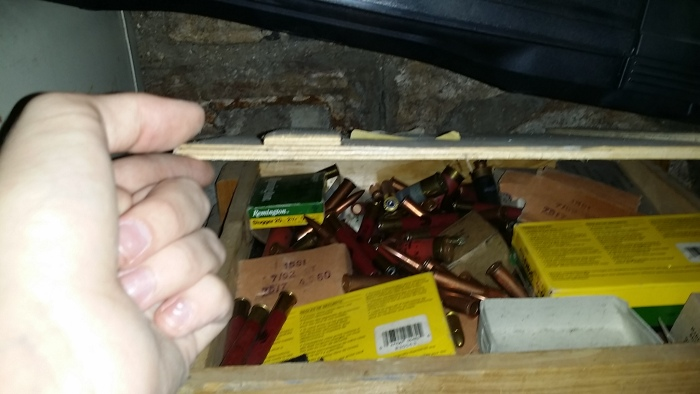 Secret Room In New House Is Loaded With Ammo