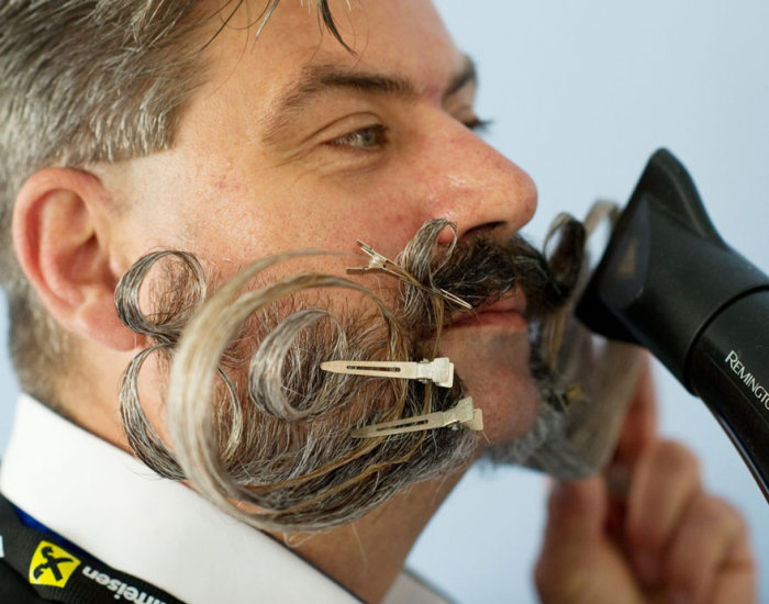 The Most Epic Facial Hair From The 2015 World Beard And Moustache Championships
