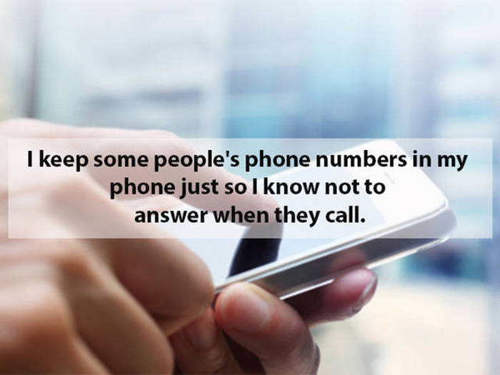 Hilarious Secret Thoughts That People Have in Private