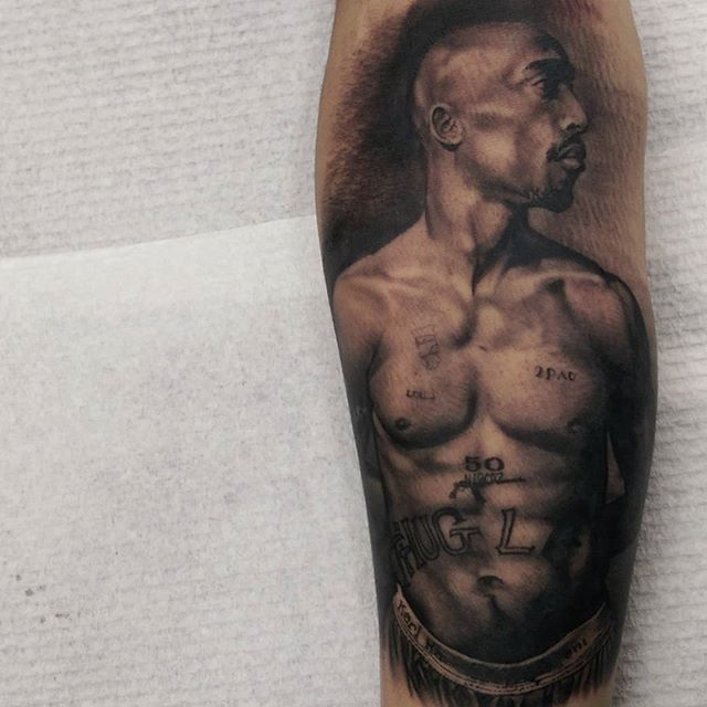 Matt Jordan Creates Some Really Crazy Tattoo Art