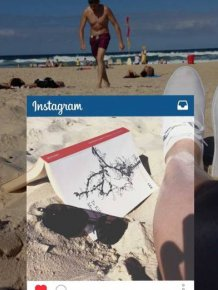 Instagram Makes Everything Appear More Glamorous