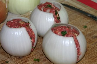 How To Make Bacon Wrapped Onion Bombs