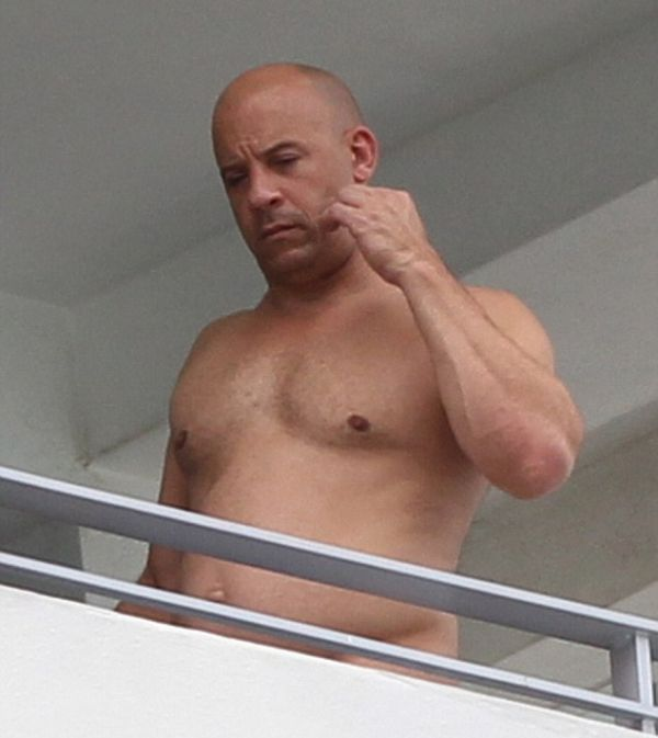 Vin Diesel Reacts To People Saying He Has A 'Dad Bod'