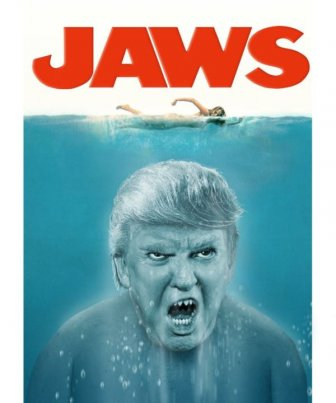 Donald Trump In Famous Horror Movie Scenes Is The Scariest Thing Ever