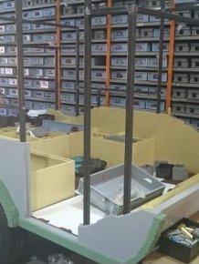 It Took 12 Weeks To Build This Lego Caravan
