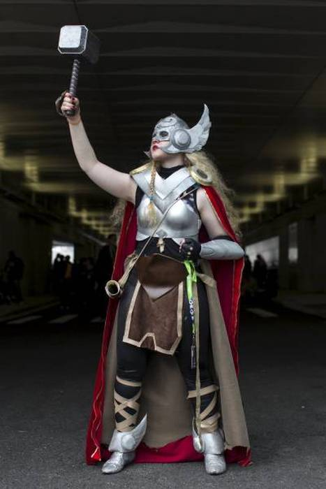 Cosplay Enthusiasts Stepped Up Their Game For New York Comic Con 2015, part 2015