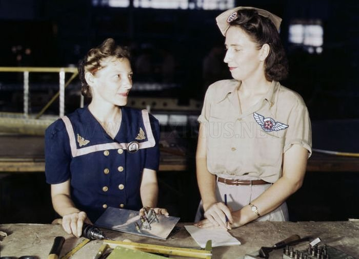 American Home Front during World War II