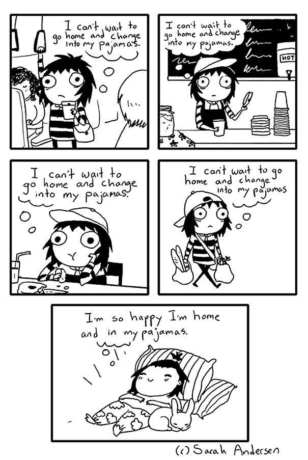 Funny Comics Show What Life Is Really Like For A Woman