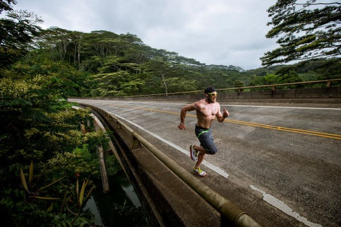 Meet The Man That Competed In 50 Ironman Competitions In 50 Days