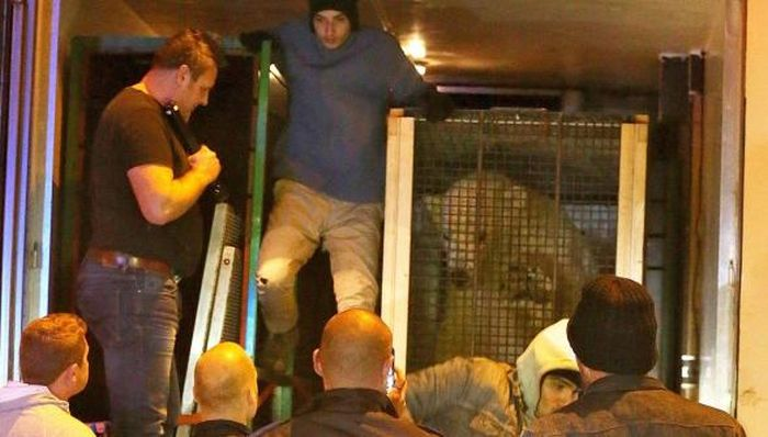 Migrants Find A Shocking Surprise In The Back Of A Truck