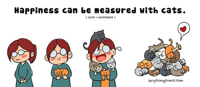 Comics That Tell You Everthing You Need To Know About Life With Cats