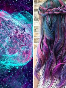 This Galaxy Hair Trend Is Taking Over The Universe