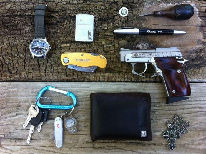 Things that People Carry, part 2