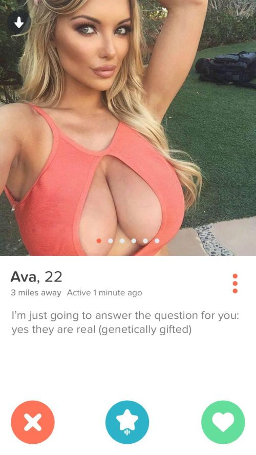 Tinder Profiles That Will Make You Want To Dive Into The Dating Pool